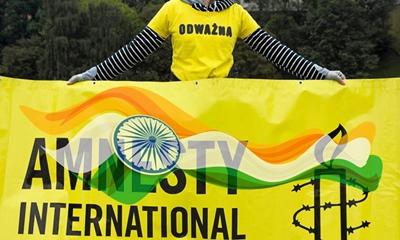 ভারতে 'অ্যামনেস্টি'র কার্যালয়ে গোয়েন্দা তল্লাশি