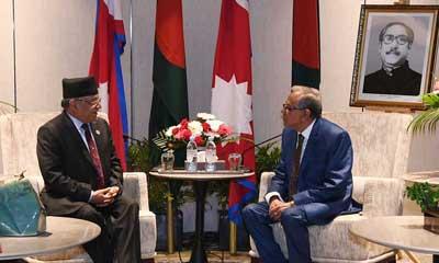 'সুখী নেপাল, সমৃদ্ধ নেপাল' কর্মসূচিতে রাষ্ট্রপতির আশ্বাস