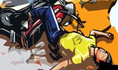 নোয়াখালীতে বাস চাপায় ৩ মোটরসাইকেল আরোহী নিহত, আহত ১