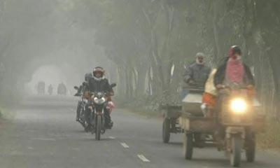 চুয়াডাঙ্গায় সর্বনিম্ন তাপমাত্রা রেকর্ড