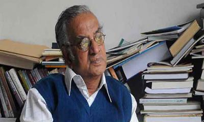 মারা গেলেন 'কালি ও কলম' সম্পাদক আবুল হাসনাত