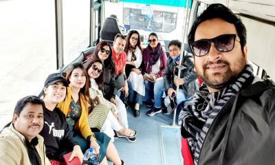 নৌকার প্রচারণায় চট্টগ্রামে একঝাঁক তারকা