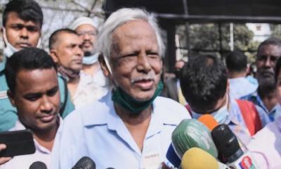 'এইচ টি ইমামকে দেখার বুদ্ধি বিএনপির আছে কিনা সন্দেহ'