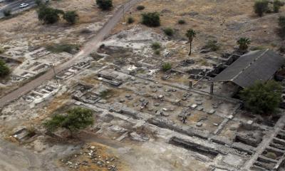 ইসরায়েলে নবীজির শাসনামলে নির্মিত মসজিদ আবিষ্কার