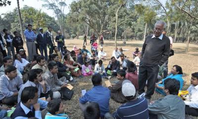 তরুপল্লবের স্বপ্নযাত্রা