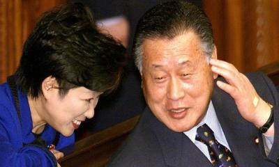 জাপানের অলিম্পিক কমিটি প্রধানের পদত্যাগ