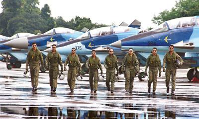উচ্চমাধ্যমিক পাসে  বাংলাদেশ বিমানবাহিনীতে নিয়োগ