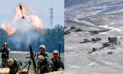 চীন-ভারত সীমান্তে আবারও যুদ্ধের প্রস্তুতি