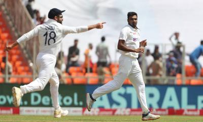 ইনিংস ব্যবধানে জয়ে টেস্ট বিশ্বকাপ ফাইনালে ভারত