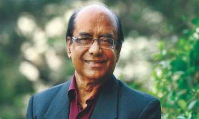 করোনায় মারা গেলেন শামসুজ্জামান খান