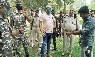 নেপালে পুলিশের গুলিতে  ভারতীয় যুবক নিহত