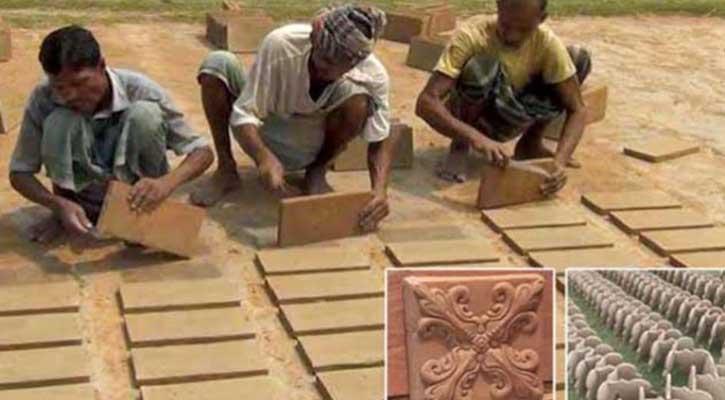 বিশ্ববাজার কাঁপানো টালি শিল্প ধ্বংসের পথে