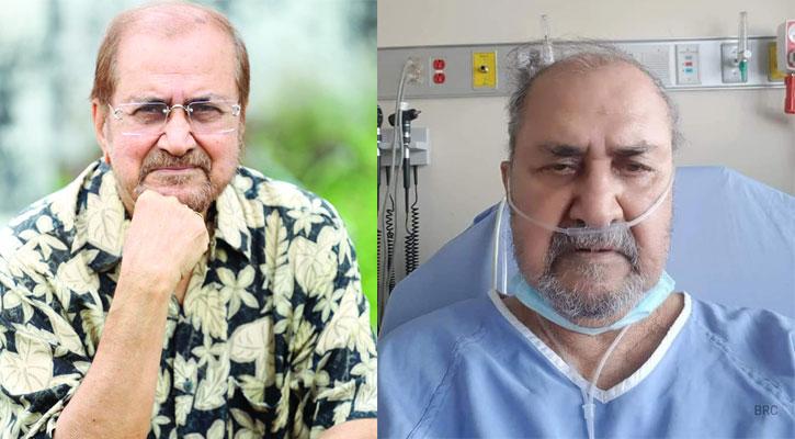 হাসপাতালে 'ছুটির ঘণ্টা'র পরিচালক আজিজুর রহমান