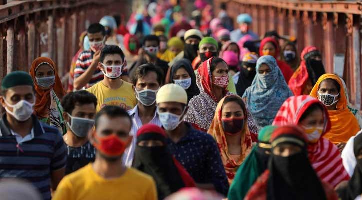 'করোনাকালে সাড়ে ৩ লাখ পোশাক শ্রমিক কাজ হারিয়েছে'