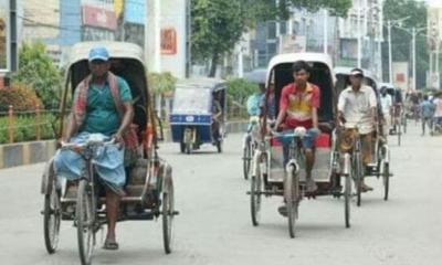 ঢাকায় বেকার লক্ষাধিক সিএনজি চালক
