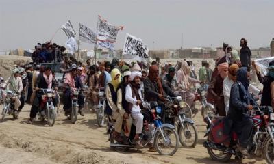 আফগানিস্তানের কান্দাহার ছেড়ে পালাচ্ছে মানুষ